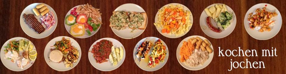 Kochen mit Jochen — Fast Perfekte Dinner — Gute Rezepte